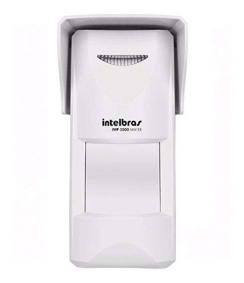 Sensor De Alarme Ivp 3000 Mw Ex Para Area Externa Intelbras