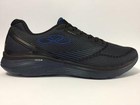 Tenis Olympikus Breed Azul/preto ( Numeração Especial )