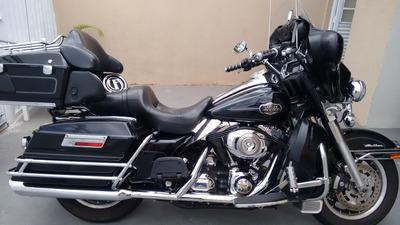 Harley Davidson Electra Ultra Glide Classic Ac Carro Ou Moto