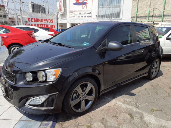Chevrolet Sonic Rs 1.4l 4cil Turbo 2014