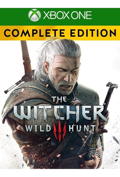 The Witcher 3 Wild Hunt Edição Completa Midia Fisis Xbox One