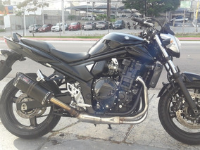 Suzuki Bandit 650 N Preta 2016 C\escap Espot +original