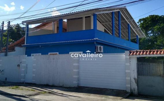 Linda Residencia No Centro De Maricá! - Ca4078