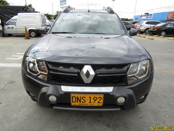 Renault Duster Dinamique Full Equipo