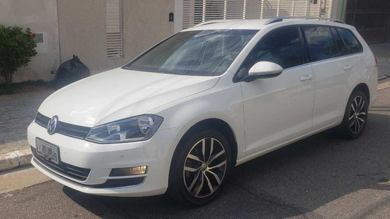 Volkswagen Golf Variant 1.4 Tsi Highline Flex 5p 2017