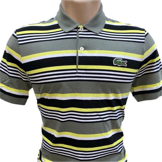 Camisa Polo Masculina Tamanho M