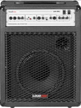 Caixa Amplificadora Loudvox Lm 100 X