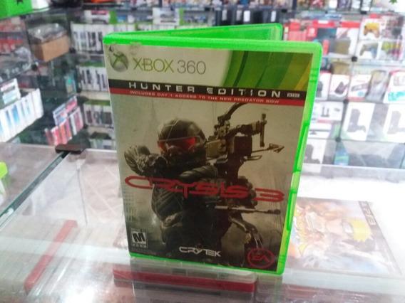 Crysis 3 Usado Original Xbox 360 Midia Fisica