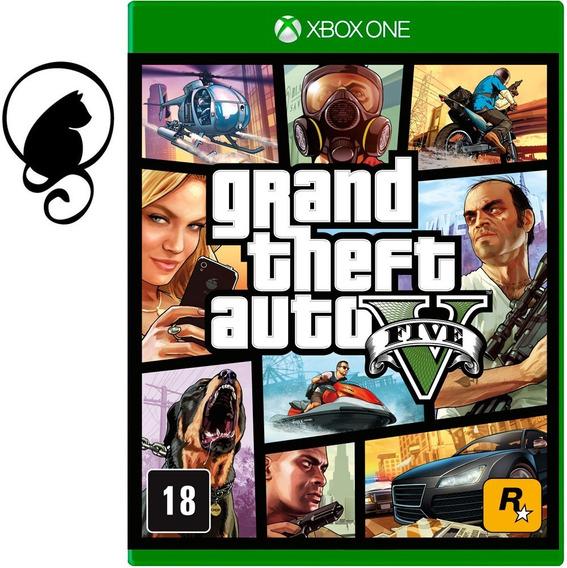 Gta 5 Xbox One Original Gta V Lacrado Grand Theft Auto
