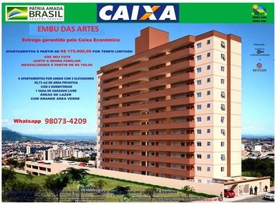 Lançamento De Apartamento Em Embu Das Artes Obras Iniciadas