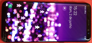 Galaxy S8 G950 64gb 4ram Detalhe Tela