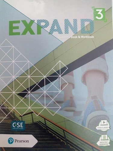 Expand 3 - Student Book With Workbook
