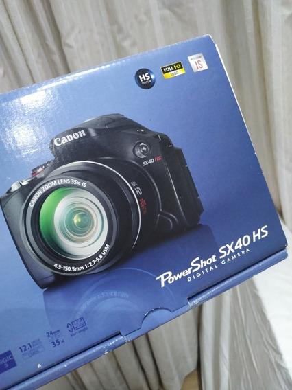 Camera Semi-profissional Canon Superzoom
