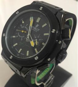 Relógio Masculino Hblot Big Bang Ayrton Senna Automático