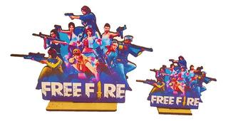 20 Souvenir+6 Centros+1 Gigante Free Fire