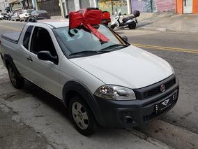 Fiat Strada 1.4 Hard Working Ce Flex 2p 2019 Completa