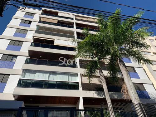 Imagem 1 de 29 de Apartamento À Venda Em Cambuí - Ap004100