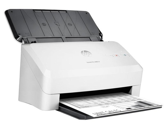 Scanner Hp Scanjet Professional 3000 S3 Adf Duplex