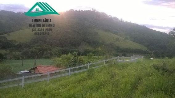 Chácara A Venda No Bairro Zona Rural Em Baependi - Mg. - 175-1