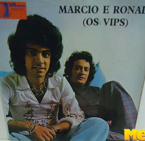 Marcio E Ronald (os Vips) 1973 St Compacto Não Vá Embora