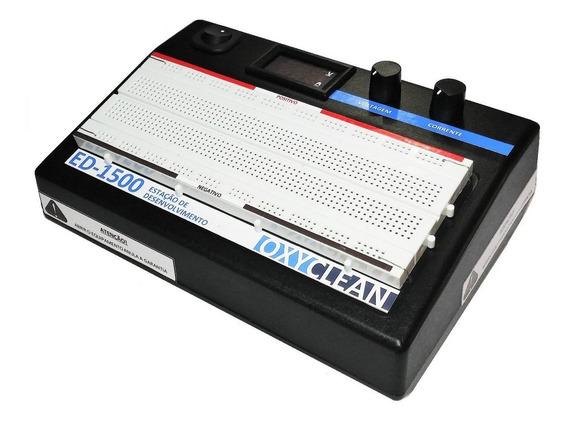 Para Arduino Fonte Ajustável Bancada 15v 2a Est. Eletrônica