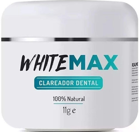 Whitemax Clareador Dental Original Lacrado Pronta Entrega!