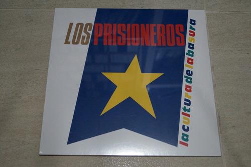 Los Prisioneros La Cultura De La Basura Vinilo Rock Activity