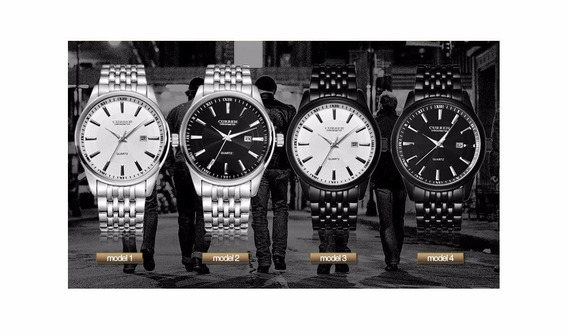 Relógio Masculino Curren Original 4 Modelos A Sua Escolha