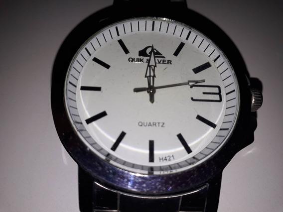 Relógio De Pulso Analógico Quiksilver Usado