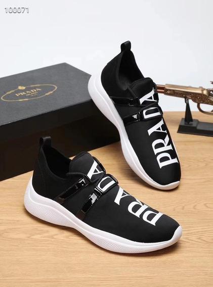 Zapatillas Deportivas Prada Hombre Original