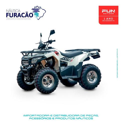 Quadriciclo Atv Fun Motors Farmer 200