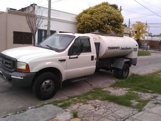 Ford-4000 Chasi / Cabina Y Tanque