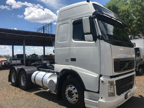Volvo Fh 480 6x4 Bug Leve I-shift Globetrotter Ano 2008