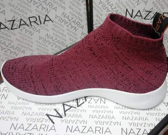 Zapatilla De Mujer Nuevas Nazaría Modelo Invierno 2019