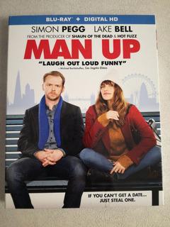Man Up - Gran Comedia Simon Pegg- Blu Ray Importado