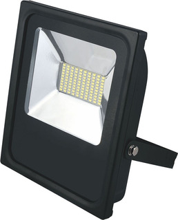 Reflector Led 100w Led Alta Potencia Real Ext Canchas 9000lm