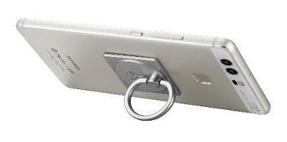 Ring Holder Soporte Para Celular Huawei Gris - Envio Gratis