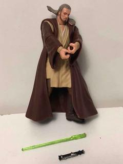 Star Wars Episodio 1 Jedi Qui Gon Jinn Loose Doestoys M16