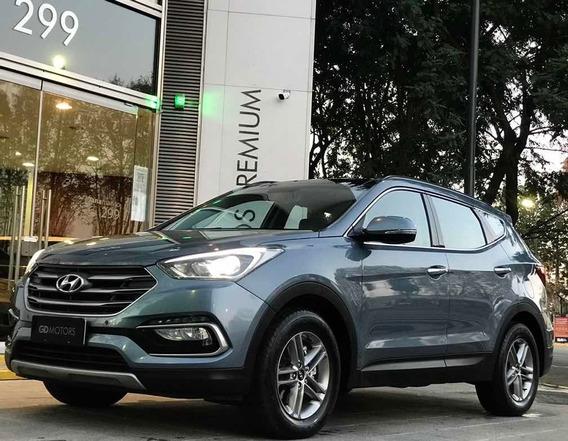 Gd Motors Hyundai Santa Fe 2.2 Crdi Aut Tope De Gama 2016