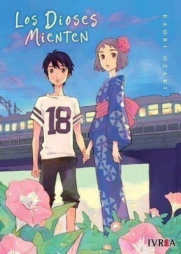 Imagen 1 de 4 de Manga - Los Dioses Mienten - Xion Store