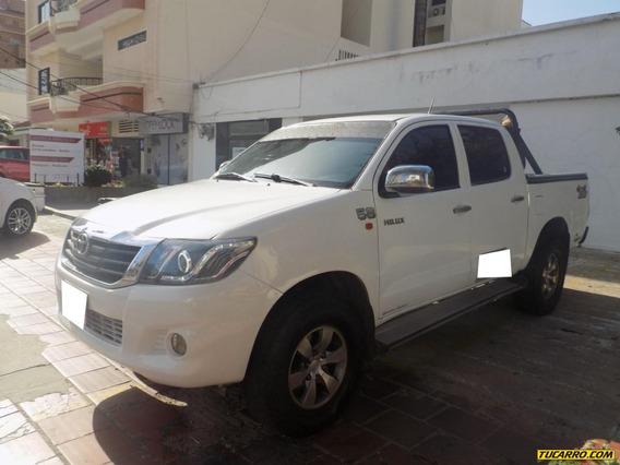 Toyota Hilux 2.5 4x4 Turbo