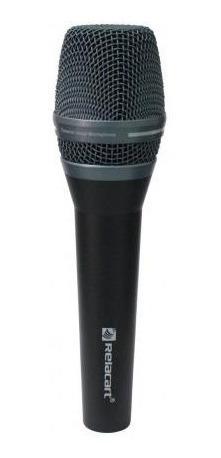 Microfone Profissional Relacart Dinâmico Cardióide Sm300