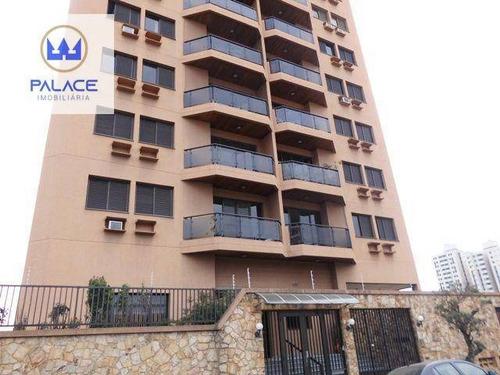Imagem 1 de 14 de Apartamento Com 3 Dormitórios À Venda, 172 M² Por R$ 430.000,00 - Alemães - Piracicaba/sp - Ap0862