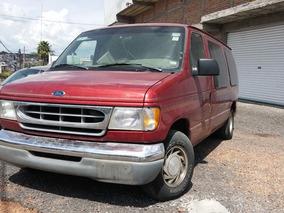 Econoline Ford Pasajeros 1998.....desvielada Partes