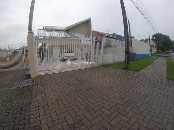 Sobrado A Venda No Bairro Boqueirão Em Curitiba - Pr. - An220-1