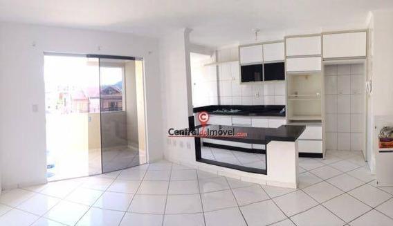 Apartamento Com 2 Dormitórios À Venda, 72 M² Por R$ 350.000,00 - Nações - Balneário Camboriú/sc - Ap1331