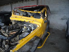 Sucata Peças Troller 2009 3.0 4x4 Motor Caixa