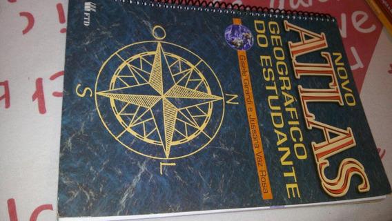 Novo Atlas Geografico Do Estudante