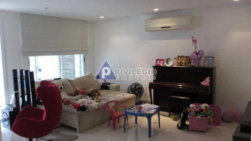Casa Em Condomínio À Venda, 4 Quartos, 4 Suítes, 4 Vagas, Recreio Dos Bandeirantes - Rio De Janeiro/rj - 7542