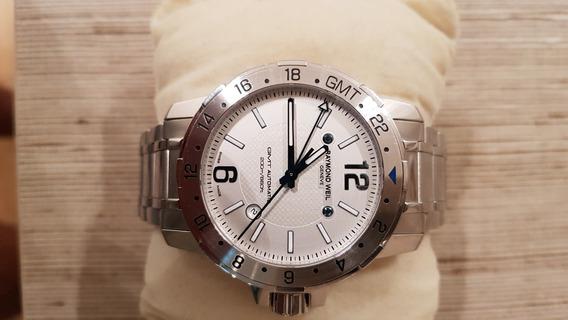Relógio Raymond Weil Nabucco White Automatico